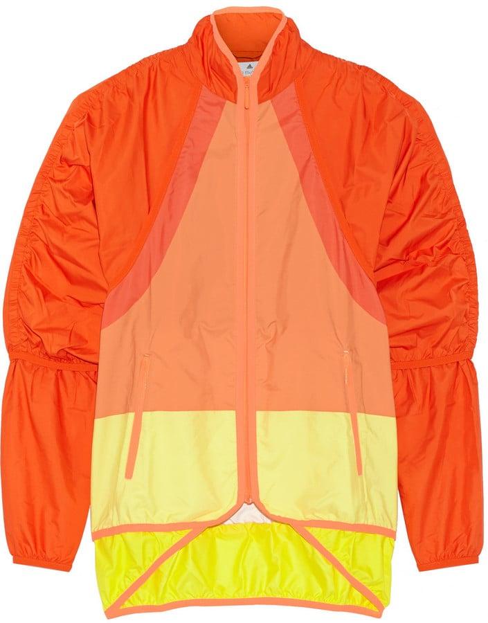 Adidas by Stella McCartney Color-Block Shell Jacket