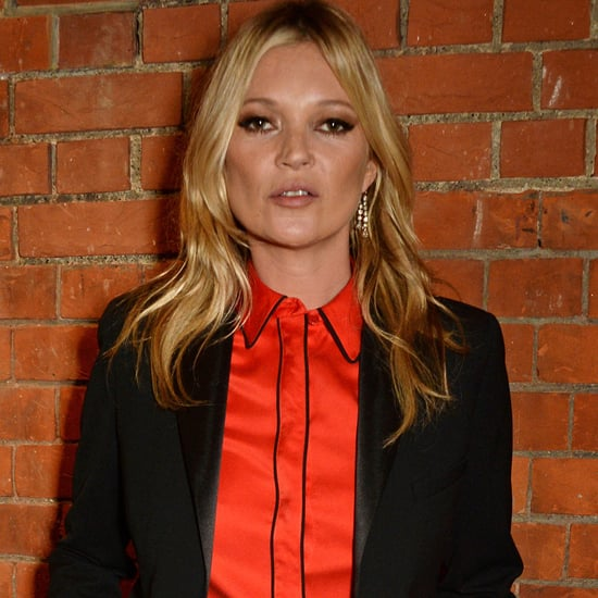 Kate Moss Wears Kate Moss For Equipment
