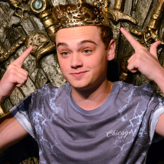 Dean-Charles Chapman Interview About Game of Thrones 2016