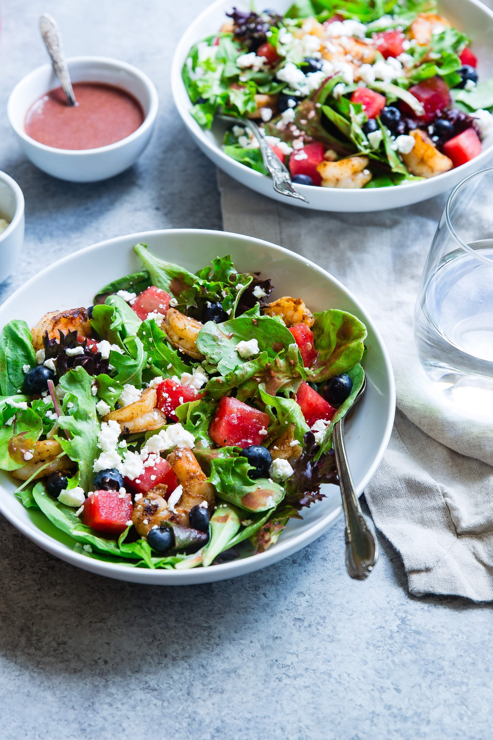 5 Lightened-Up Salad Dressings to Keep You on Your Weight-Loss Game