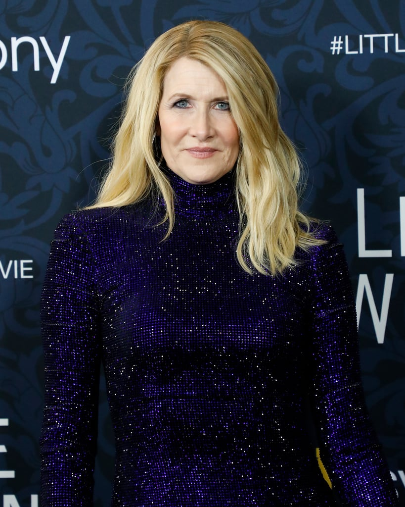 Pictured: Laura Dern at the Little Women world premiere.