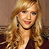 Jessica Alba loves a few golden highlights, but back in 2005 she went full-on Hollywood blonde to play Sue Storm in Fantastic Four.
