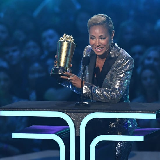 Jada Pinkett Smith Acceptance Speech MTV Movie and TV Awards
