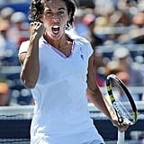 Francesca Schiavone Fist Pumps