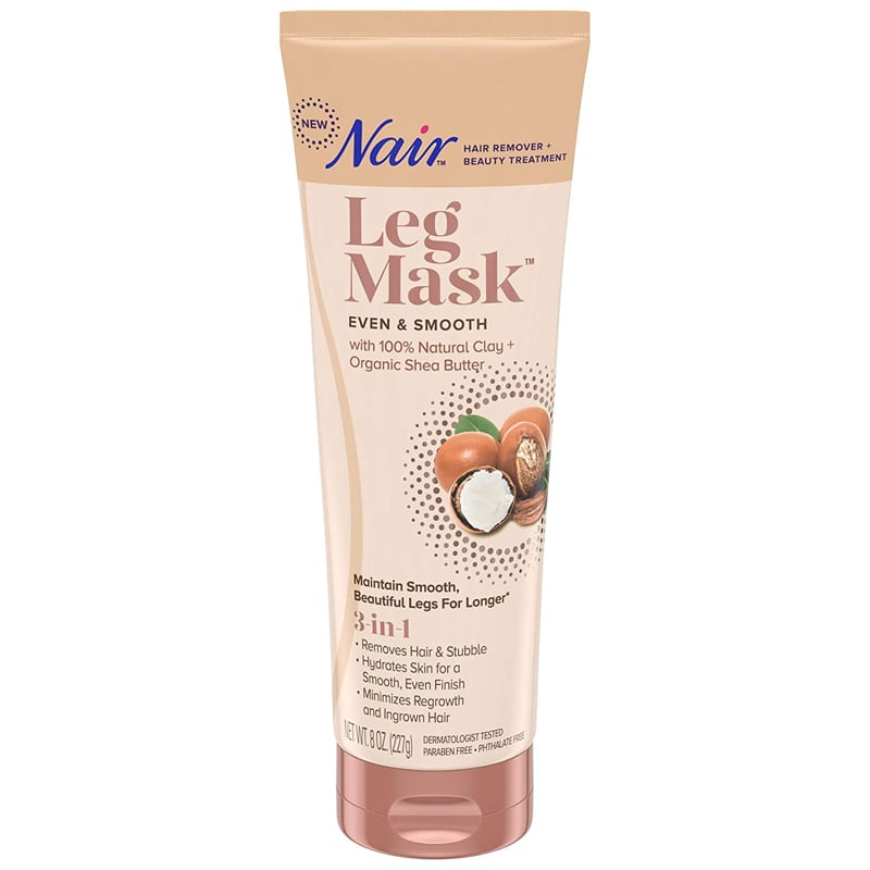Nair Leg Mask Even + Smooth With Raw Shea Butter