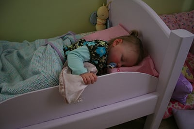 How to Help Your Child Get to Sleep Faster