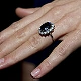 Alizee Thevenet's Engagement Ring