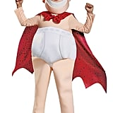 Boys Captain Underpants Deluxe Costume
