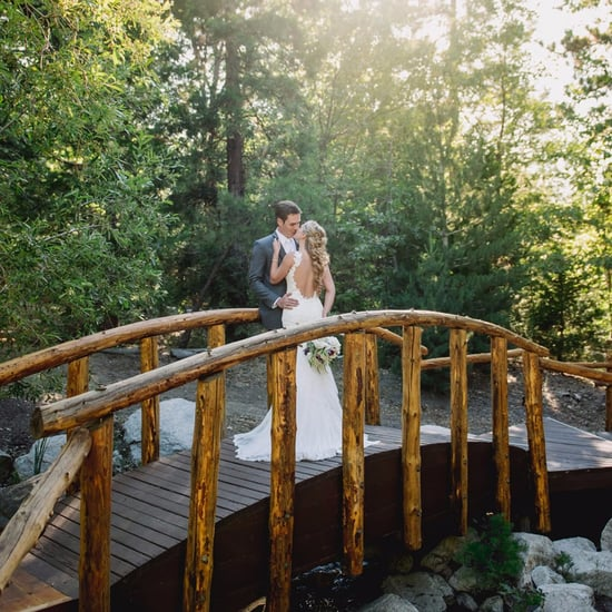 Elegant Mountain Wedding