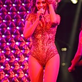 At The Mrs. Carter Show World Tour in New York in 2014