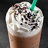 Black and White Mocha
