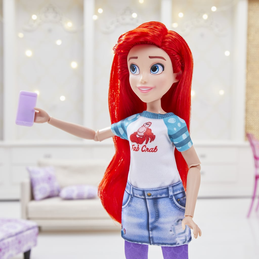 Disney Princess Comfy Squad Fashion Dolls