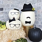 No-Carve Pumpkin People