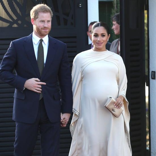 Prince Harry and Meghan Markle Morocco Ambassador's Banquet
