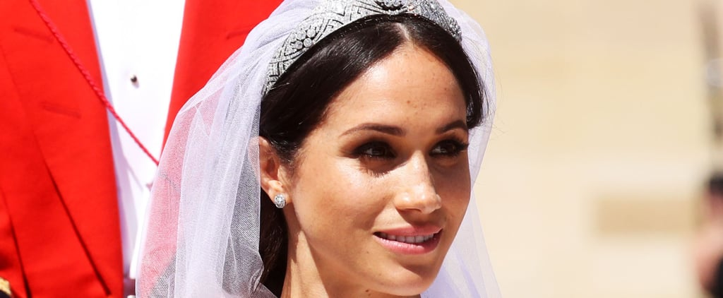 Meghan Markle Hair at Royal Wedding