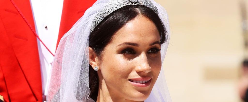 Meghan Markle Hair at Royal Wedding