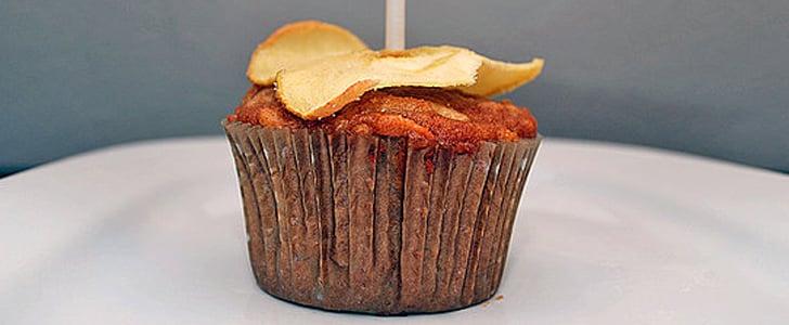 Rosh Hashanah Honey Apple Cupcakes For Kids