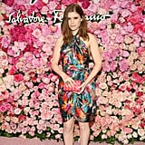 Emma Roberts, Kate Mara, and New Carrie Bradshaw AnnaSophia Get Pretty Girlie For Ferragamo