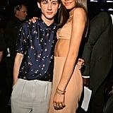 Pictured: Zendaya and Troye Sivan