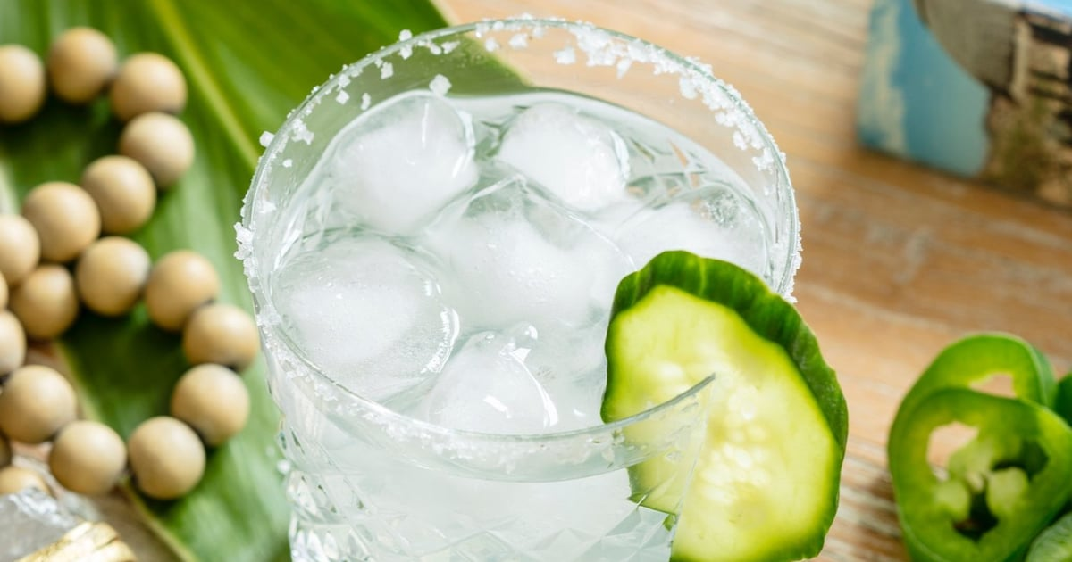 This 3-Ingredient Spicy Skinny Margarita Is Simply Perfection