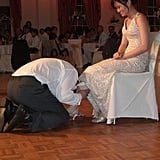 Removing the garter belt