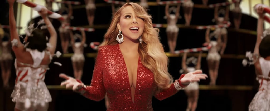 "Mariah Carey's ""All I Want for Christmas Is You"" Music Video"