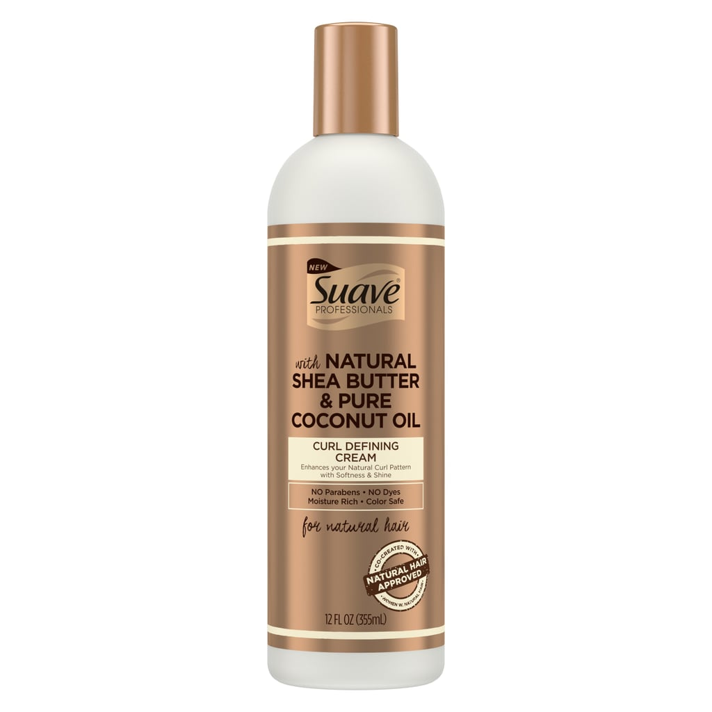 Suave Professionals Curl Defining Hair Cream for Natural Hair