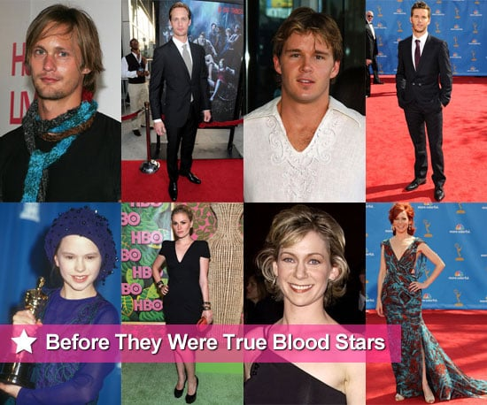 Before They Were True Blood Stars