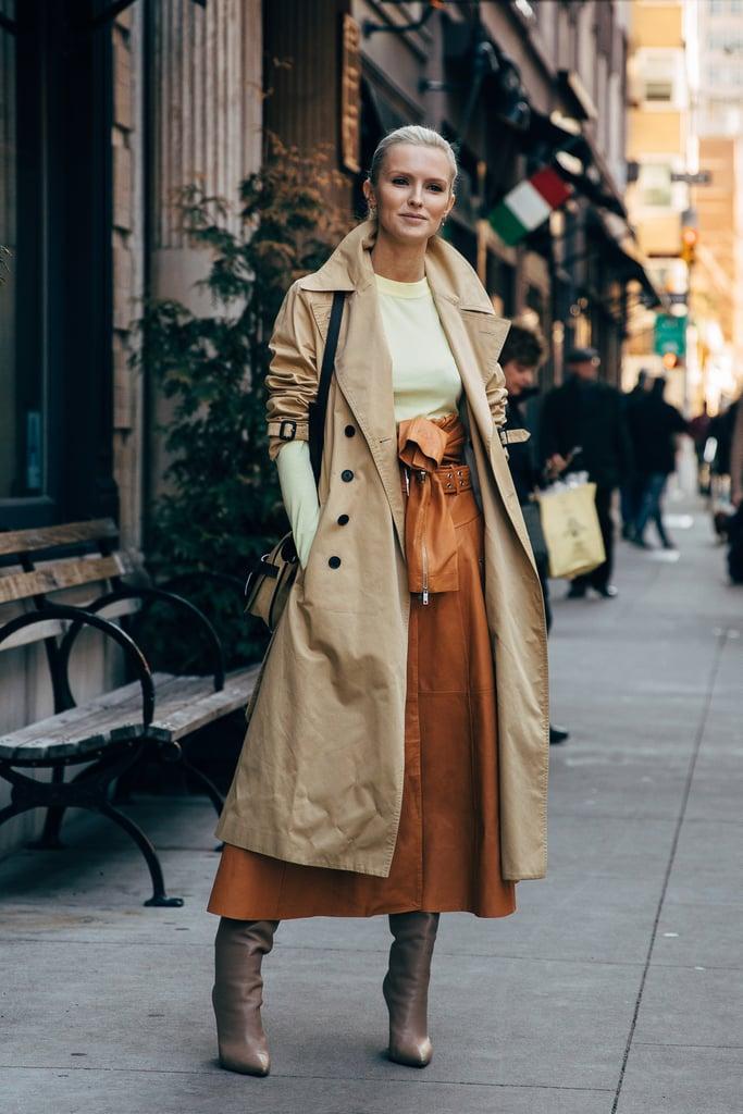 New York Fashion Week Day 4