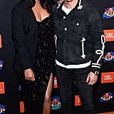 Priyanka Chopra and Nick Jonas in Vegas