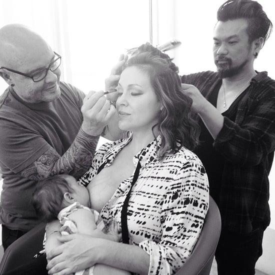 Alyssa Milano Tweets About Kim Kardashian's Nude Photos