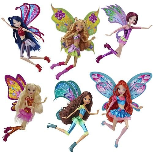 Will You Be Buying Winx Club Dolls?