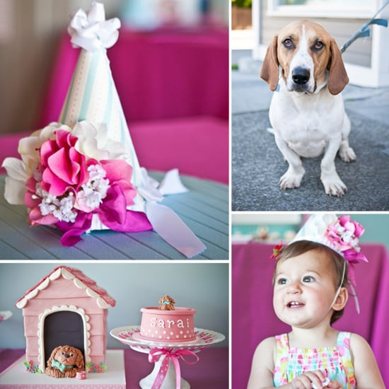 It's a Puppy Party! Sarai's Four-Leg-Friendly First Birthday