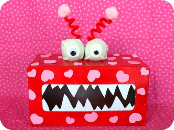 Valentine\'s Day Crafts For Toddlers | POPSUGAR Moms