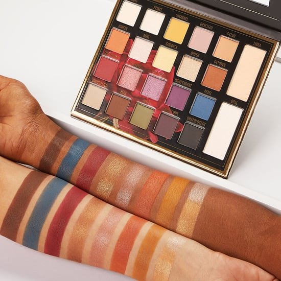 Makeup Palettes by Young Beauty Influencers