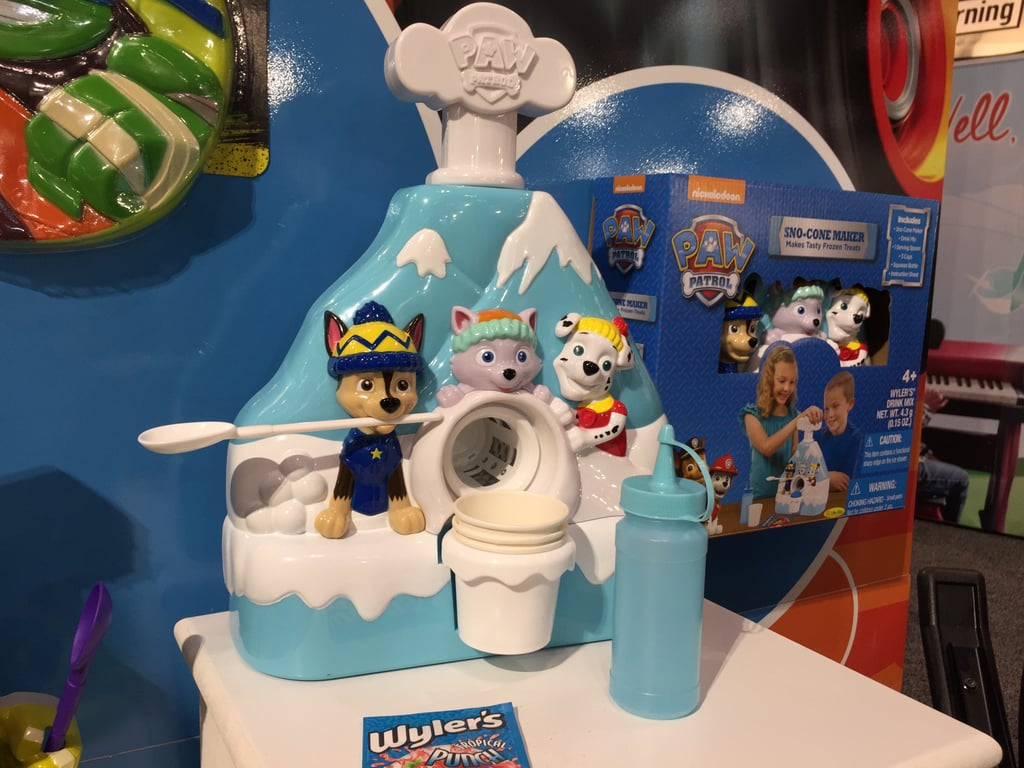 Little Kids Paw Patrol Snow Cone Maker