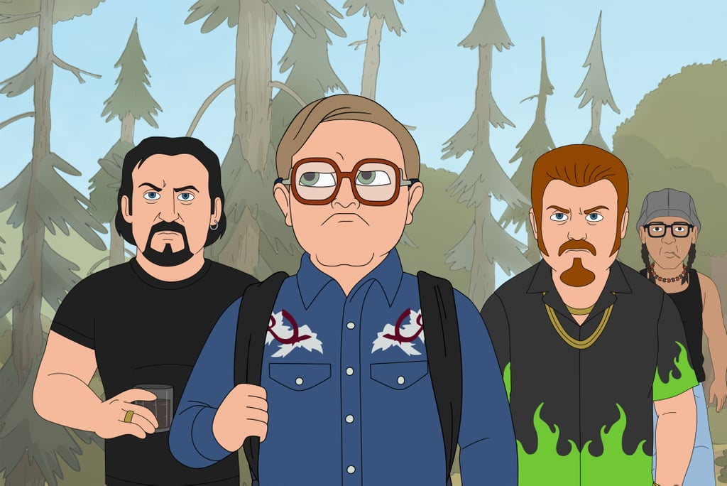 Trailer Park Boys The Animated Series Season 1 New Netflix