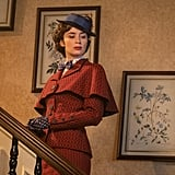 Emily Blunt Hair Mary Poppins