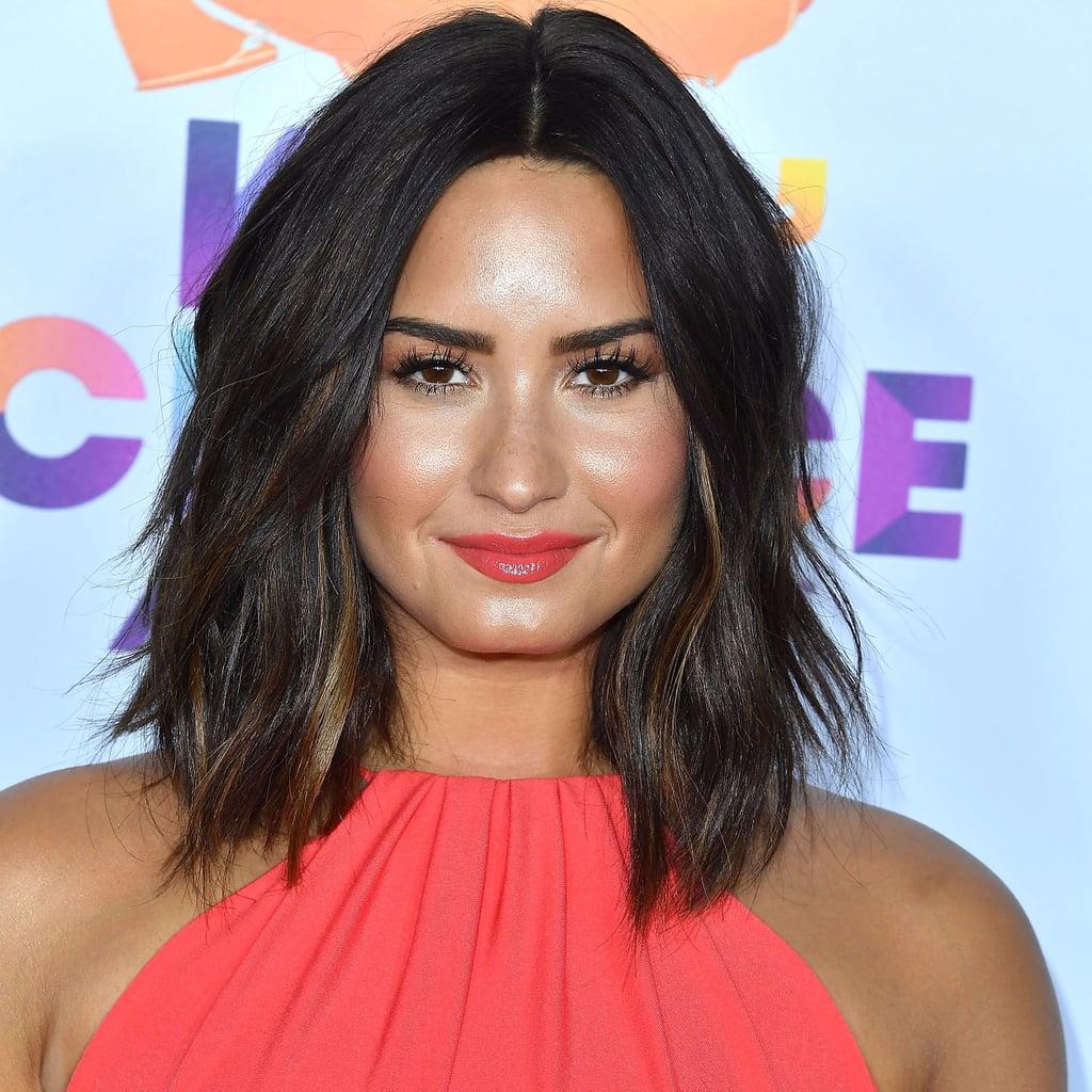 Demi Lovato Hair Pictures Popsugar Latina