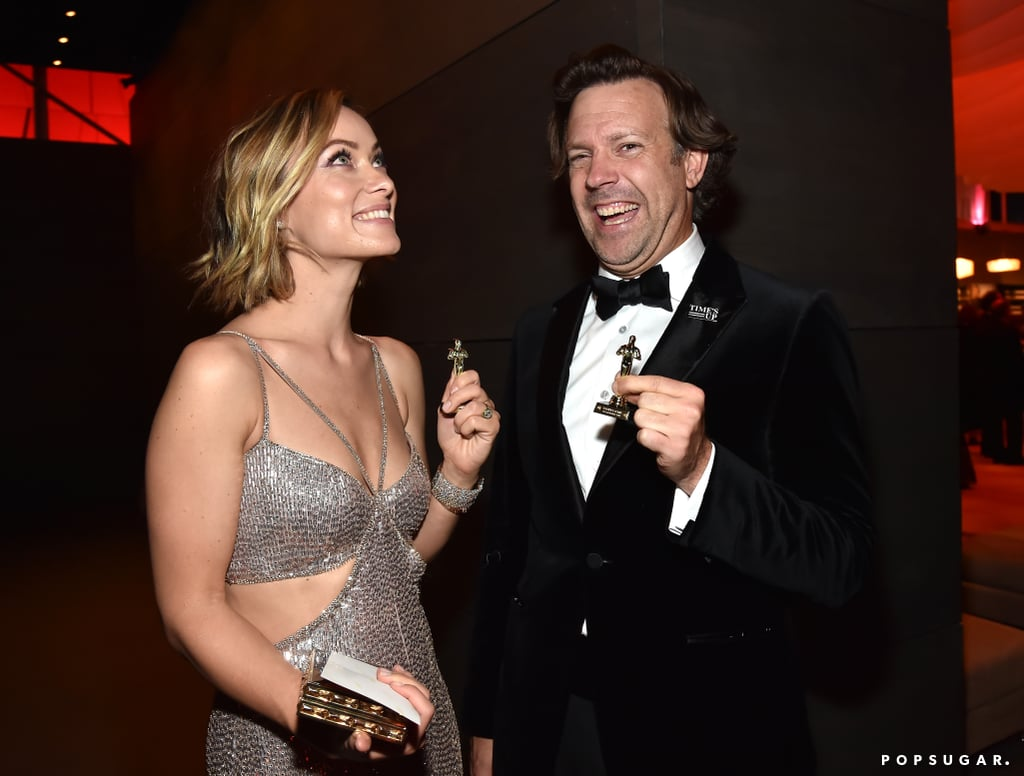 Pictured: Olivia Wilde and Jason Sudeikis