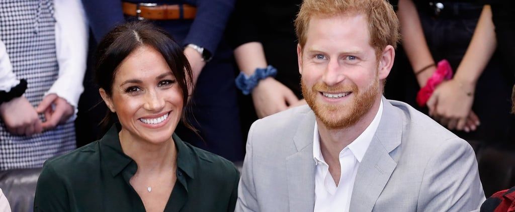 Meghan Markle Gives Birth to First Child