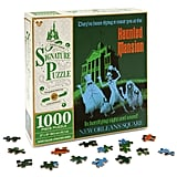 The Haunted Mansion Attraction Poster Jigsaw Puzzle