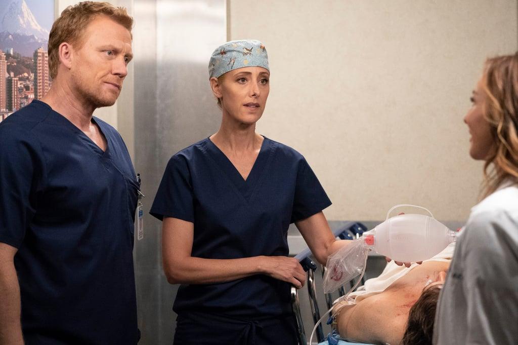 Grey's Anatomy Season 15 Winter Finale Recap