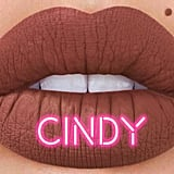 Lime Crime Matte Velvetine in Cindy