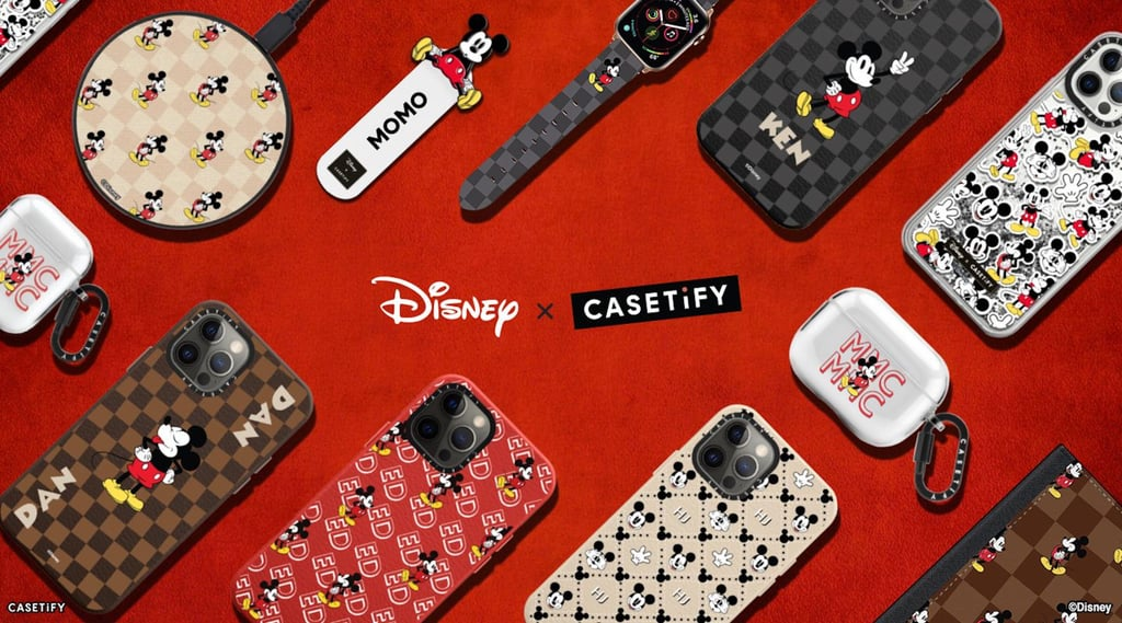 Disney x Casetify Collection