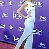 Taylor Swift Red Carpet Pictures ACM Awards 2012