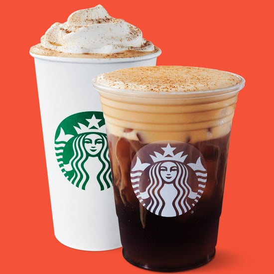 Starbucks Pumpkin Cream Cold Brew Nutrition