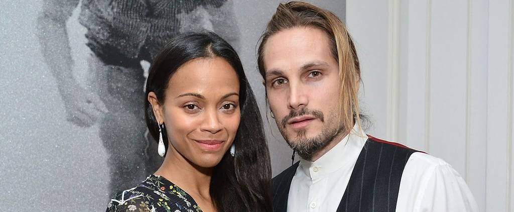 Zoe Saldana's Twins Are So Adorable on Instagram That You Probably Never Noticed This Was Behind Them