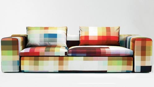 Is the Pixel Couch Too Geeky?