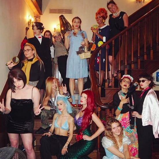 Taylor Swift New Year's Eve Party Pictures 2018